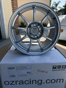 18 Inch Oz Alleggerita Wheels For Porsche 996 993 997