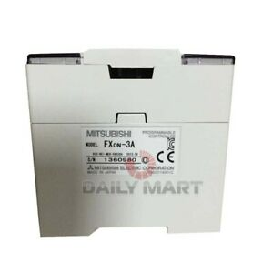 New In Box Mitsubishi Fx0n 3a Plc Programmable Controller Module