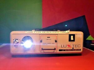 Luxtec Series 9000 Model 9300 Light Source 1167