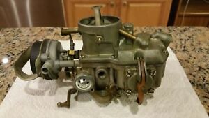 Ford Autolite 1100 Carburetor Mustang Falcon Fairlane 170 200 Automatic