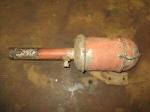 Ih Farmall Cub Air Cleaner Breather Assembly Antique Tractor