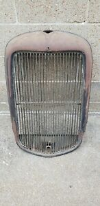Original 1934 Ford Truck Grille Hot Rod Grill Shell 1932 1933