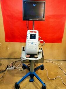 Sonosite 180 Plus Ultrasound Machine With Probe C15e Cw Mcx 1181