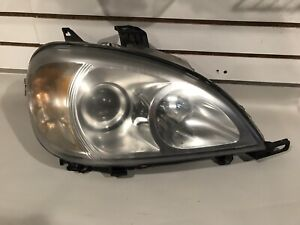 02 05 Mercedes W163 Ml320 Ml350 Ml500 Headlight Lamp Right Passenger Xenon Oem