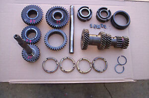 Mopar A 833 4 Speed Transmission 23 Spline Gear Set 1970 Aar Cuda Ta Challenger
