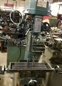 Enco 105 1100 Bench Top Milling Drilling Machine