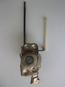 Fiat 850 Coupe 65 69 Inside The Door Lock Assembly Drivers Left Side Parts