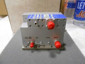 Frequency west Msc 620mx 10 Microwave Oscillator