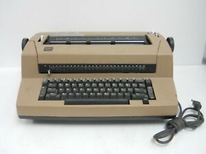 Ibm Correcting Selectric Iii Typewriter