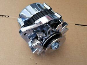 Datsun Z 240z 260z 280zx 510 Engine Motor Heavy Duty 60 Amp Polished Alternator