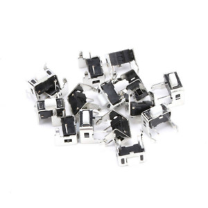 Push Button Tact Switch Momentary 3x6x5mm Micro Switch Side 2 Pin Pcb Diy