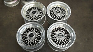 Jdm 17 Weds Professor Mesh Rims Wheels For Is200 180sx 240sx Z32 Fd3s S30