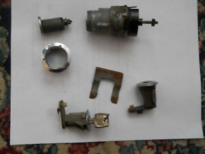 1965 1966 Ford Galaxie Ford Mercury Full Size Ignition And Door Locks