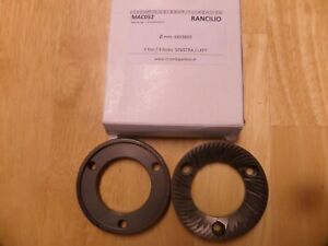 Rancilio Md50 Grinding Burrs 64 Mm Promac Md64 vfa Expres 64x38x9 Lh 6900003