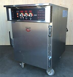 Fwe Lch 6 Half Size Cook And Hold Insulated Oven Food Warming Cooking Equipment