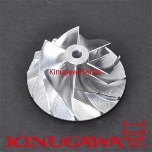 Compressor Billet Wheel For Mitsubishi Td04l 13t Subaru Wrx Forester 4g63t R