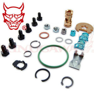 Turbo Repair Kit Kkk K03 Mercedes V230 Vito Om601 2 3l