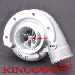 Billet Turbo Cartridge Chra W Universal Cover Mitsubishi 4d56 Oil Cool Td04 15t