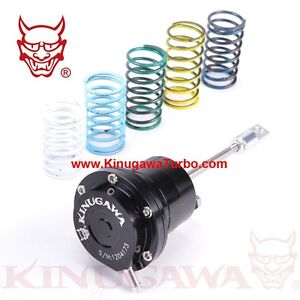 Kinugawa Adjustable Turbo Wastegate Actuator Saab 9000 W Garrett Tb25 Tb2531