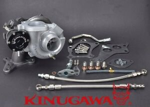 Kinugawa Billet Turbocharger Subaru Legacy Bp5 Td04hl 20t Upgrade Vf38 Vf44 Vf45