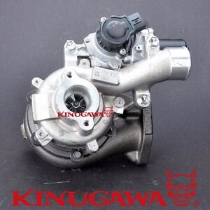 Genuine Oem New Turbocharger Ihi 17201 Ul010 Toyota Diesel Vgt Prototype Turbo