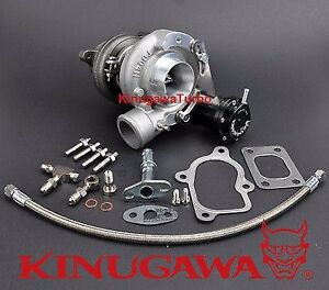 Kinugawa Turbocharger 92 00 Greddys Honda Civic Td04hl 19t W Billet Actuator