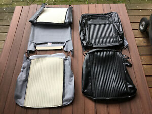 1963 Chevy Nova Ss Convertible Seat Covers