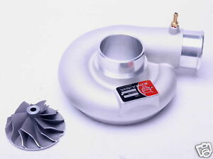 Turbo Compressor Housing T518z Big 16g Wheel For Subaru
