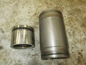John Deere 720 730 Rockshaft Hydraulic Piston And Sleeve Antique Tractor