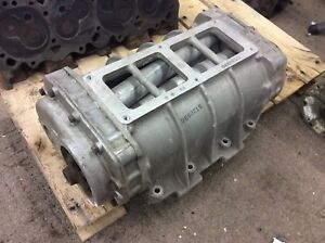 Nos 6 71 Gmc Blower Supercharger 427 Chevy 426 Hemi Ford Hot Rod Dragster Gasser