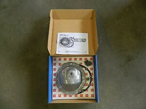 74030007 Gm Chevy 8 5 8 6 Differential Cover Kit With Fill Plug 10 Bolt Oem Aam