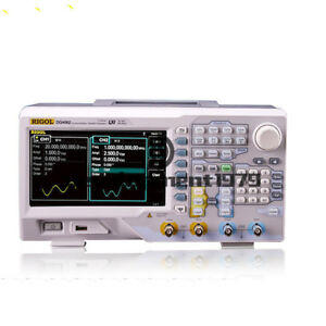 New 1pcs Rigol Dg4062 60 Mhz 2 Channel Arbitrary Waveform Generator