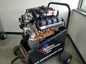 6 4l Challenger Hemi Engine 392 With Mds Delete