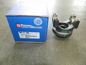 Aam Gm 8 5 8 6 Saginaw Pinion End Yoke 30 Spline Rear U joint Chevy 10 Bolt