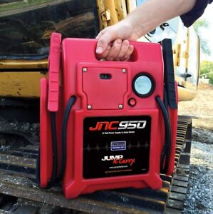 Jump N Carry Jnc950 2000 Peak Amp 12v Jump Starter Automatic Recharging Heavy D