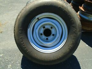 Chevy Truck Van 15 New Spare Steel Wheel Tire Oem