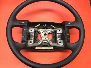 1992 1996 Ford F 150 Bronco Rubber Steering Wheel With Cruise Horn Functions