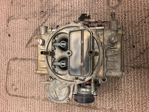 Holley List 80431 4bbl 550 Cfm Ford Dual Quad 427 Fe Carburetor