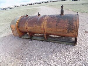 Vintage Continental Oil Company Truck Fuel Tanker 1930s Rat Rod Body Bed Gas Oil