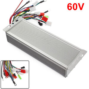 60v 1000w Electric Bicycle E bike Scooter Brushless Dc Motor Speed Controller Us