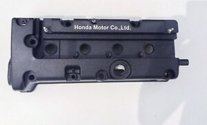 Wrinkle Black Powder Coated Valve Cover Acura Rsx Honda Civic K20 K24