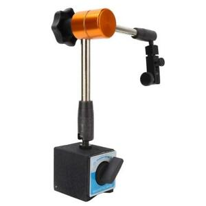 Mini Flexible Magnetic Base Holder Stand Dial Test Indicator Tool Universal
