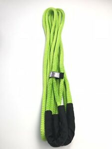 Zombie Choker 3 4 X 20 Kinetic Recovery Tow Rope 19 000 Lbs With Shackle