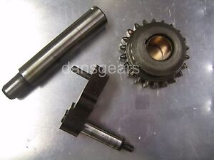 Gm Np 833 Iron Case Idler Reverse Shaft Np440 A833 Transmission Chevy Gmc My6