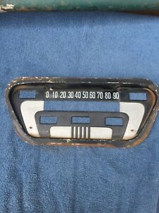 1953 1954 1955 Ford Truck Instrument Panel Face F100 F250 Vintage Fomoco F 100