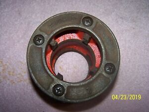 Ridgid 12 r 2 Npt Ratchet Pipe Threader Die Head