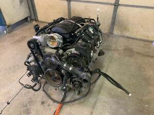 Ls3 Engine Tr6060 430hp Manual Transmission Full Pullout 84k Warranty Tuned