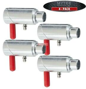 4 Pack 1 2 Spring Loaded Cam Lock For Wreckers Tow Truck Twist Lock Plunger P