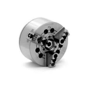 Bison 3 jaw Power Chuck 6in Plain Back