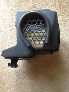 New 2013 2018 Ford Focus Rs St Cold Air Intake Box Filter Hp Oem Genuine